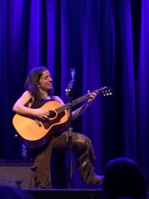 Ani DiFranco at the Alladin Theater, 2014 02 19